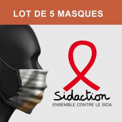 R Collection Mask Of Art Au Profit Du Sidaction
