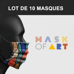 COLLECTION MASK OF ART AU...