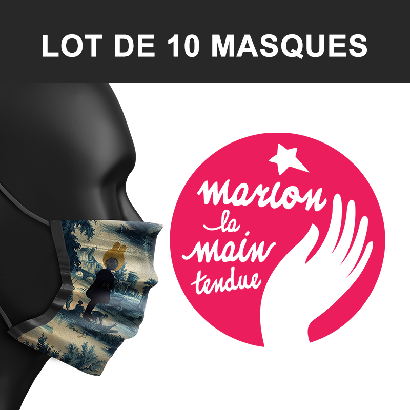 Marion La Main Tendue #2