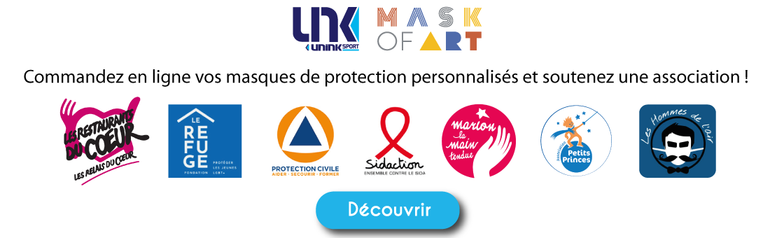 UNINKSPORT SHOP MASK OF ART